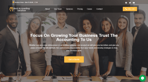 bestaccounting solution