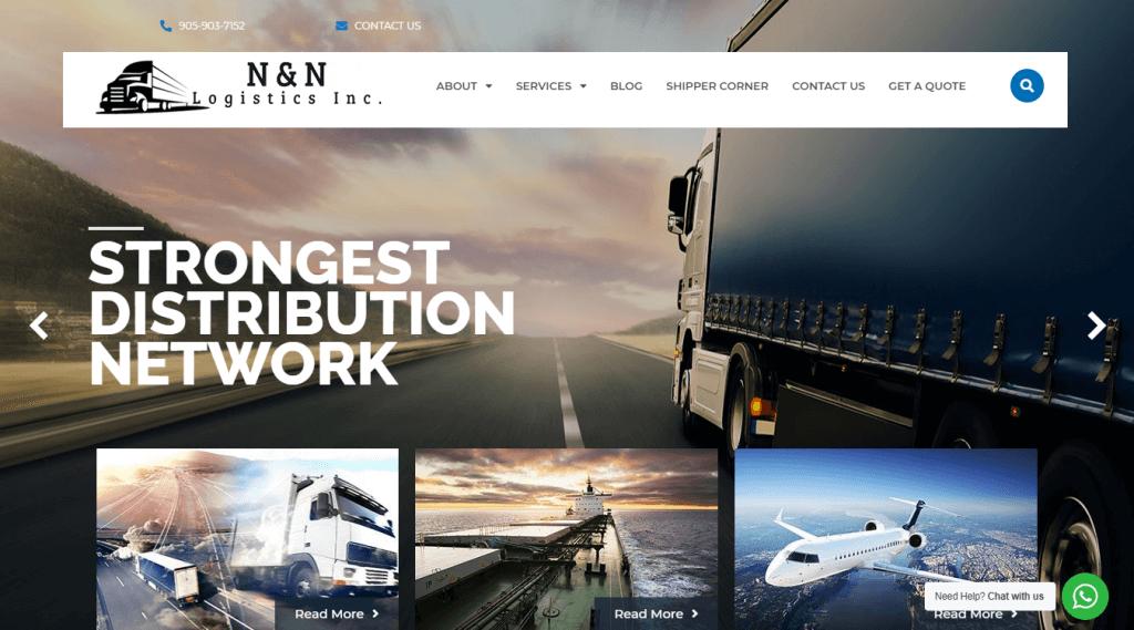 Nandn Logistics