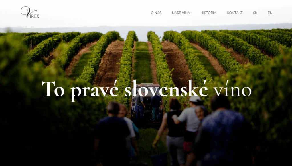 Virex transalted website